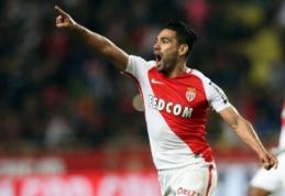 """Prancūzijoje - du puikūs R. Falcao baudos smūgiai bei """"Monaco"""" ir """"Nice"""" pergalės (VIDEO)"""