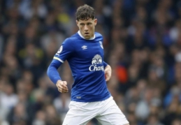 """""""Everton"""" uždraudė """"The Sun"""" žurnalistams lankytis savo rungtynėse bei treniruotėse"""