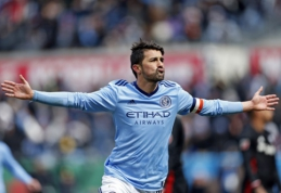 MLS čempionate - įspūdingas D. Villa įvartis (VIDEO)
