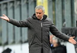 """J. Mourinho: jei būčiau """"Man Utd"""" gynėjas, pykčiau ant savo puolėjų"""