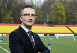 Lietuvos futbolą drebina permainos: E. Eimontas nusprendė pasitraukti iš LFF prezidento pareigų