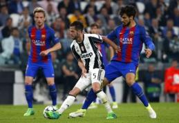 """R. Ferdinandas: """"Barcelona"""" turi daug žaidėjų, kurie neatitinka klubo lygio"""