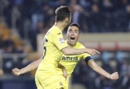 """""""Villarreal"""" namuose įrodė pranašumą prieš """"Athletic"""" (VIDEO)"""