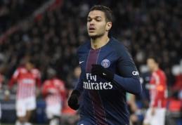H. Ben Arfa: Mourinho ir Simeone žudo futbolą, o Ronaldo yra nuspėjamas