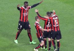 """""""Lyon"""" neįveikė dešimtyje žaidusio """"Rennes"""", """"Nice"""" priartėjo prie lyderių (VIDEO)"""