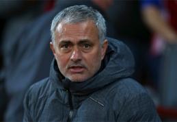 J.Mourinho ir E.Jankausko pokalbis gali nulemti šalies futbolo ateitį (balandžio 1 d. pokštas)