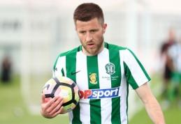 """LFF taurė: Vilniaus """"Žalgiris"""" susidūrė su neįtikėtinu pasipriešinimu Gargžduose"""