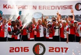 """Olandijos pirmenybių finiše - D. Kuyto """"hat-trickas"""", atnešęs """"Feyenoord"""" klubui čempionų titulą (VIDEO)"""