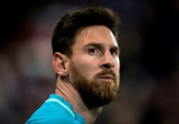 """""""Las Palmas"""" treneris: Messi gali sustabdyti tik snaiperiai"""