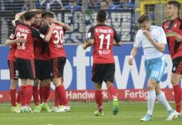 """""""Freiburg"""" pranoko """"Schalke"""", """"Mainz"""" ir """"Hamburger"""" tęsia kovą dėl išlikimo (VIDEO)"""
