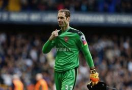 """P. Čechas: """"Tottenham"""" parodė, kad yra už mus stipresni"""