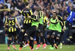 """""""Vitesse"""" iškovojo pirmąjį svarbų trofėjų per 125 metus (VIDEO)"""