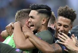Lietuvio teisėjautą U-21 čempionato pusfinalį po baudinių laimėjo Vokietija (VIDEO)