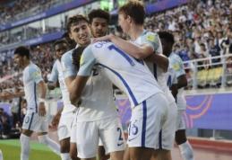 Anglija triumfavo pasaulio jaunimo čempionate (VIDEO)