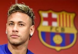 Brazilų spauda: Neymaras sutinka persikelti į PSG