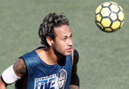 """""""Man City"""" ir PSG aktyvuos Neymaro išpirkos galimybę"""