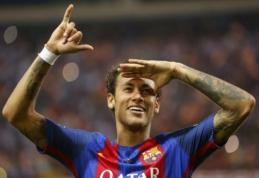 Įspūdingai auganti Neymaro išpirkos suma jau siekia 222 mln. eurų