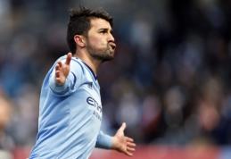 D. Villa po trejų metų pertraukos grįžta į Ispanijos rinktinę