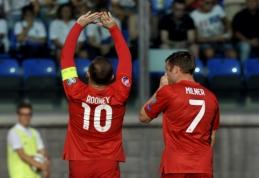 W. Rooney paskelbė apie karjeros Anglijos rinktinėje pabaigą