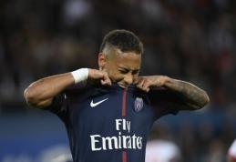 """Kaltindama Neymarą kontrakto pažeidimu, """"Barcelona"""" paduos jį į teismą"""