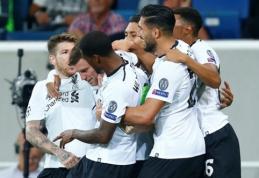 """Čempionų lygos atranka: """"Liverpool"""" iš Vokietijos grįžta su pergale (VIDEO)"""