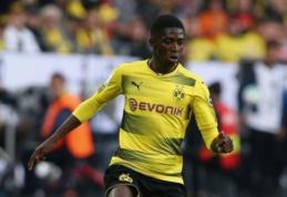 """Borussia"" suspendavo O. Dembele"