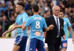 "C. Ranieri komanda krito prieš ""Marseille"", ""Saint-Etienne"" iškovojo antrąją pergalę (VIDEO)"