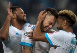 """Saint-Etienne"" prarado taškus, o prie jo priartėjo ""Marseille"" (VIDEO)"