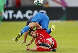 """Bundesliga"": ""Hoffenheim"" skėlė antausį ""Bayern"" ekipai (VIDEO)"