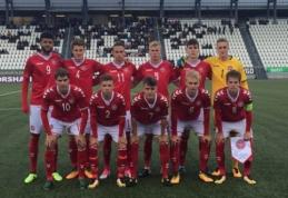 Beviltiškai žaidusi Lietuvos jaunimo rinktinė buvo sutriuškinta Danijoje