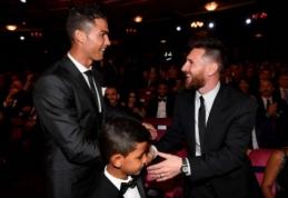 D. Berbatovas: Messi yra suknistai geriausias