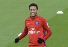 Neymarui skirta vienerių rungtynių diskvalifikacija