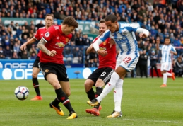 """Buvęs """"Man Utd"""" saugas: V. Lindelofas praranda J. Mourinho pasitikėjimą"""