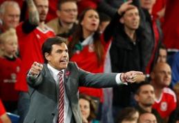Po nesėkmės C. Colemanas nėra užtikrintas dėl savo ateities Velso rinktinėje