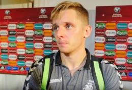 A. Novikovas: esu labai nusivylęs rezultatu