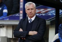 "Oficialu: A. Pardew perima ""West Brom"" trenerio vairą"