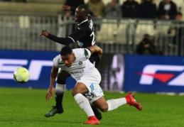 """""""Bordeaux"""" pagaliau iškovojo pergalę įveikęs """"Saint-Etienne"""""""