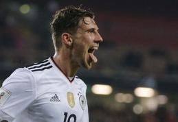 "L.Goretzka sulaukė pelningo ""Schalke"" pasiūlymo"