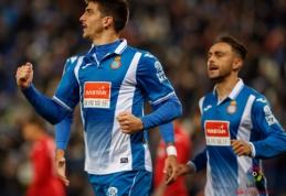 """""""Espanyol"""" namuose palaužė """"Getafe"""""""