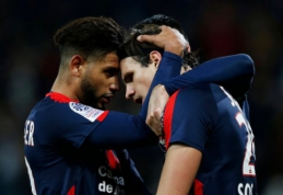 """""""Ligue 1"""": """"Bordeaux"""" ir """"Nantes"""" vėl patyrė pralaimėjimus (VIDEO)"""
