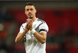 """Bayern"" surado dublerį R. Lewandowskiui"