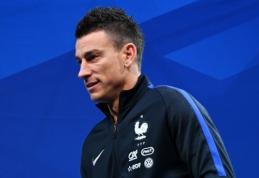 L. Koscielny po pasaulio čempionato baigs karjerą Prancūzijos rinktinėje