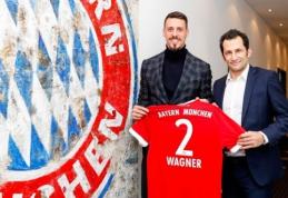 """Oficialu: """"Bayern"""" įsigijo Vokietijos rinktinės puolėją S. Wagnerį"""