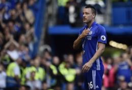 "J. Terry: ""Chelsea"" nesigaili pardavęs nei Salah, nei De Bruyne, nei Lukaku"