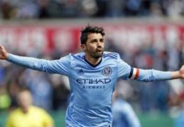 D. Villa turi atsaką kritikuojantiems MLS pirmenybes
