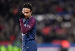 """PSG savininkas Neymarui išvykti į """"Real"""" leis tik su viena sąlyga"""
