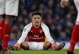 "BBC: ""Man United"" tapo pagrindiniu kandidatu įsigyti A. Sanchezą"