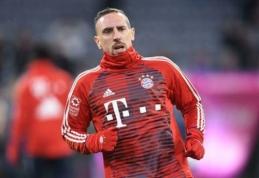 Xavi kviečia F. Ribery į Katarą