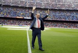 Mirė Ispanijos futbolo legenda Quini
