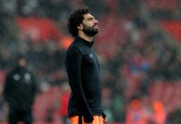 F. Totti: M. Salah yra vienas geriausių planetoje